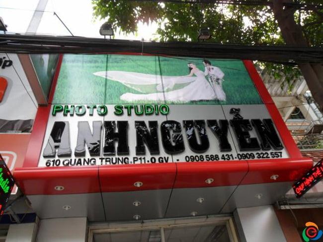 bảng hiệu alu studio