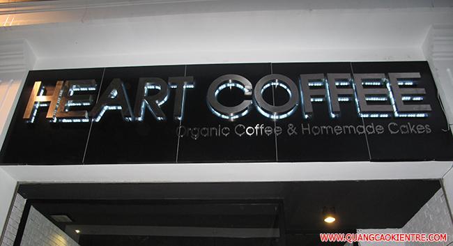 bảng hiệu quảng cáo quán cafe đẹp