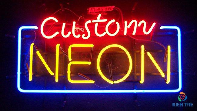 hộp đèn neon sign