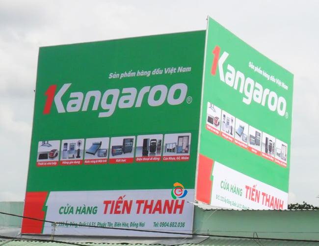 bảng hiệu quảng cáo alu