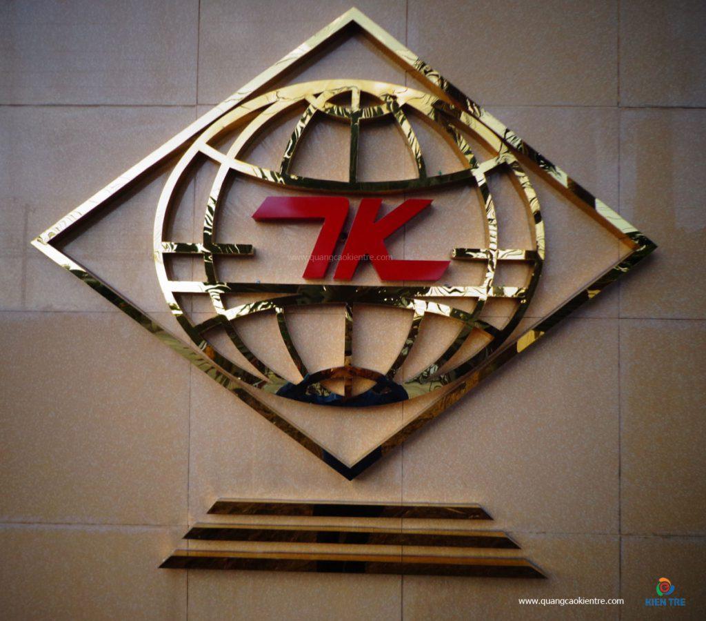 logo inox đồng