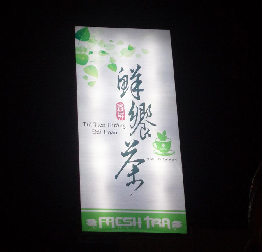hộp đèn quảng cáo
