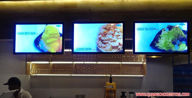 Hộp đèn quảng cáo nhà hàng
