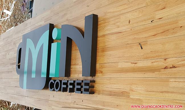 bảng hiệu cafe đẹp