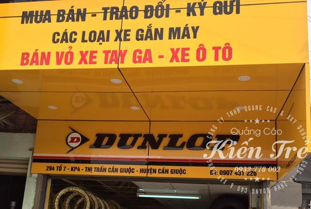 bảng hiệu quảng cáo đẹp