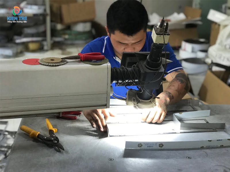 Làm Chữ Inox - Gia Công Chữ Inox Tại Đắk Lắk