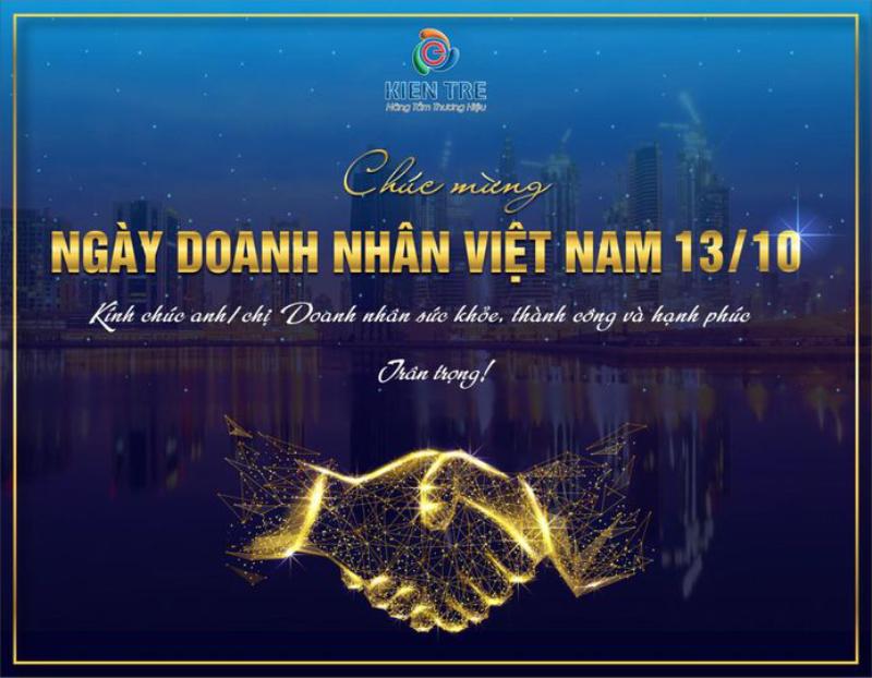 Nguồn gốc ý nghĩa Ngày Doanh Nhân Việt Nam 13/10